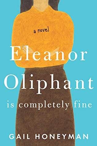 eleanor oliphant is completely fine book club kit bag