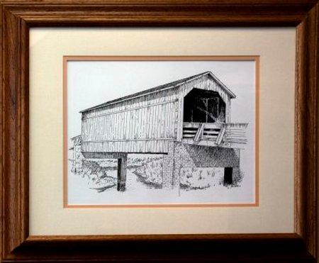 Glenarm-Covered-Bridge-by-Joe-Rollins