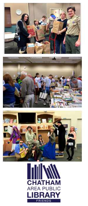 Friends of the library - events