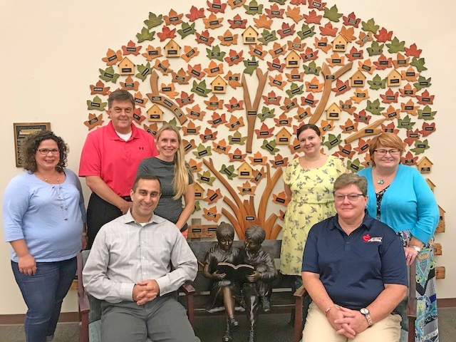 Library Board of Trustees FY2019