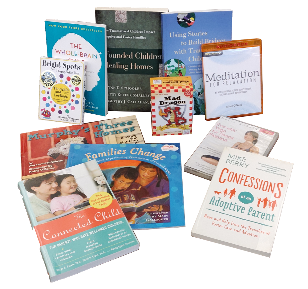 Caring for the Caregiver Kit - Foster Care / Adoption