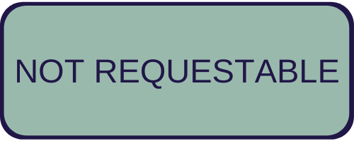 Not Requestable