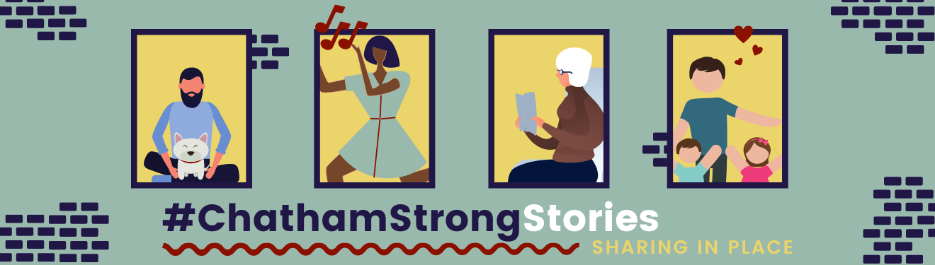 Contribute to #ChathamStrong_ Sharing in Place Project